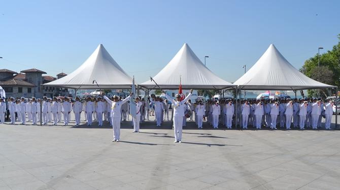 Denizcilik ve Kabotaj Bayramı İstanbul'da kutlandı galerisi resim 1
