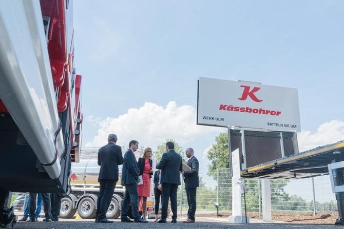 TIRSAN, Almanya'da ikinci fabrikasını açtı galerisi resim 1