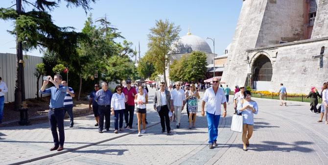 Altın Çıpa davetlilerine İstanbul gezisi düzenlendi galerisi resim 1