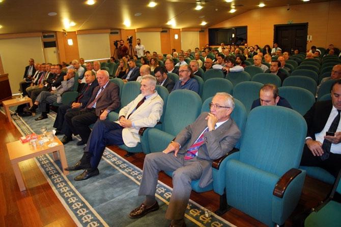 İMEAK DTO Eylül ayı Olağan Meclis Toplantısı yapıldı galerisi resim 1