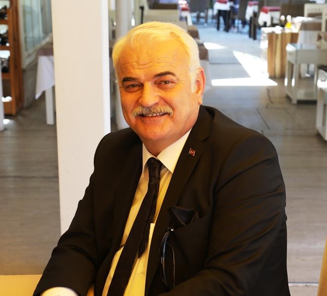 İMEAK DTO Antalya Şubesi'nin yeni binası hizmete girdi galerisi resim 1