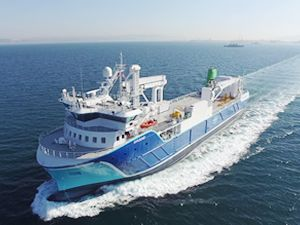 Tersan, M/S NYKSUND isimli gemisini teslim etti