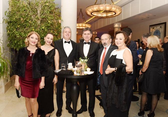 TÜDEV, 25'inci yılını gala yemeği ile kutladı galerisi resim 1
