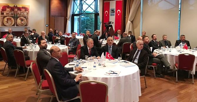 TÜRKLİM 21. Olağan Genel Kurul Toplantısı yapıldı galerisi resim 1