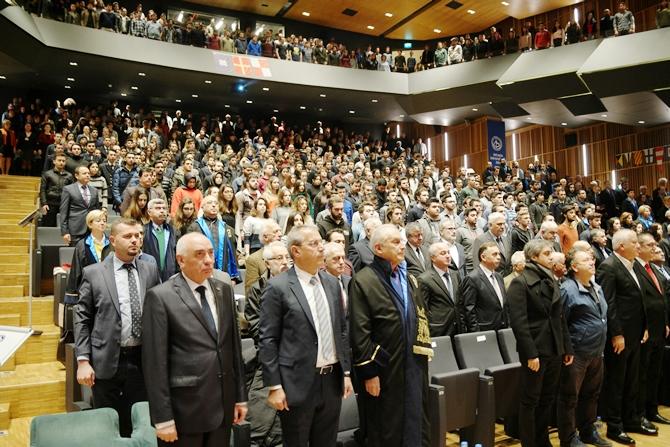 Piri Reis Üniversitesi 10'uncu kuruluş yılını kutladı galerisi resim 1