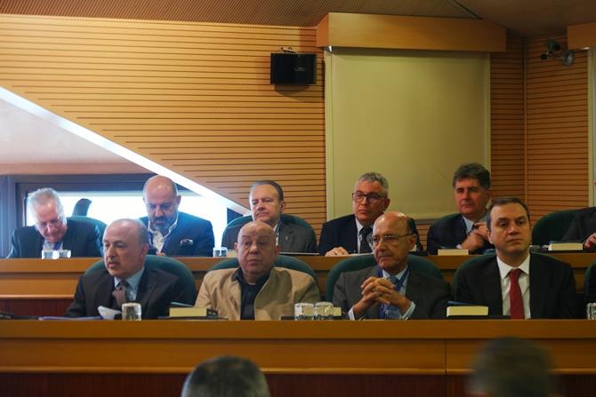 İMEAK DTO Şubat Ayı Olağan Meclis Toplantısı gerçekleşti galerisi resim 1