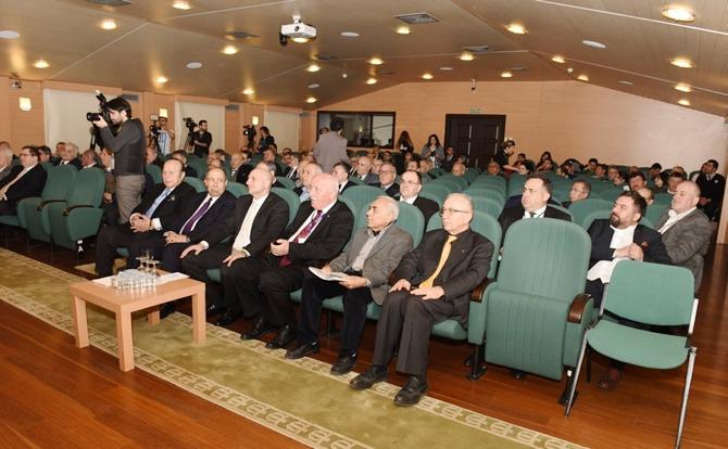 İMEAK DTO Mart Ayı Meclis Toplantısı  yapıldı galerisi resim 1