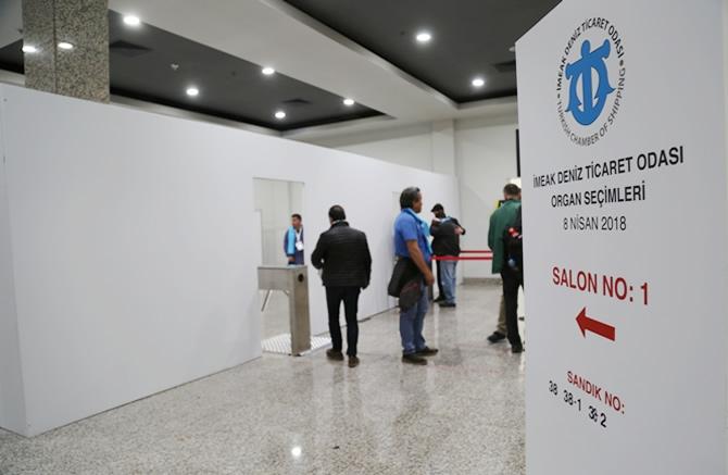 İMEAK DTO Başkanı Tamer Kıran seçildi galerisi resim 1
