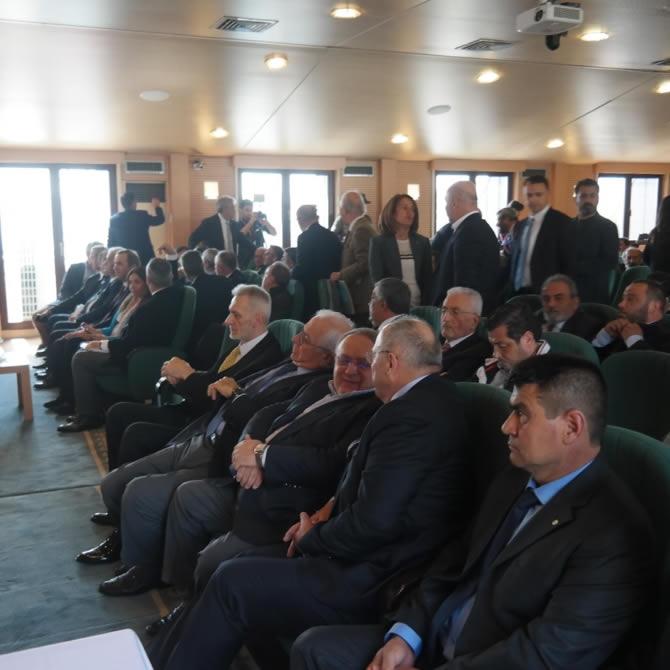 İMEAK DTO Yönetim Kurulu ve Organ seçimleri yapıldı galerisi resim 1