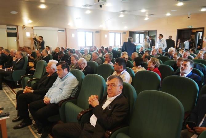 İMEAK DTO Meclis Toplantısı yapıldı galerisi resim 1