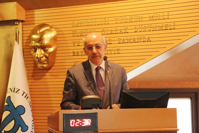 DTO Meclis Toplantısı yapıldı galerisi resim 1