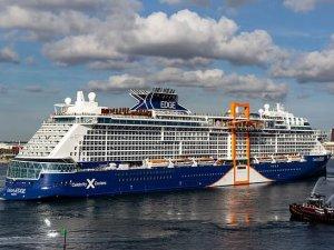 Dünyanın en lüks gemisi Celebrity Edge, ilk seferine çıkacak