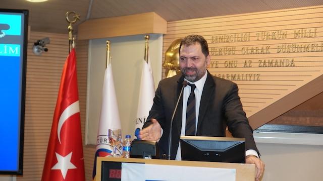 TÜRKLİM'in 22. Olağan Genel Kurulu gerçekleştirildi galerisi resim 17