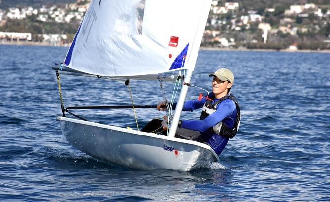 Türkiye Yelken Federasyonu Kış Kupası Yarışları başladı galerisi resim 10