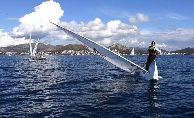 Türkiye Yelken Federasyonu Kış Kupası Yarışları başladı galerisi resim 12