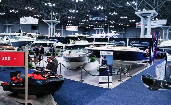 New York Boat Show, Manhattan'da açıldı galerisi resim 12