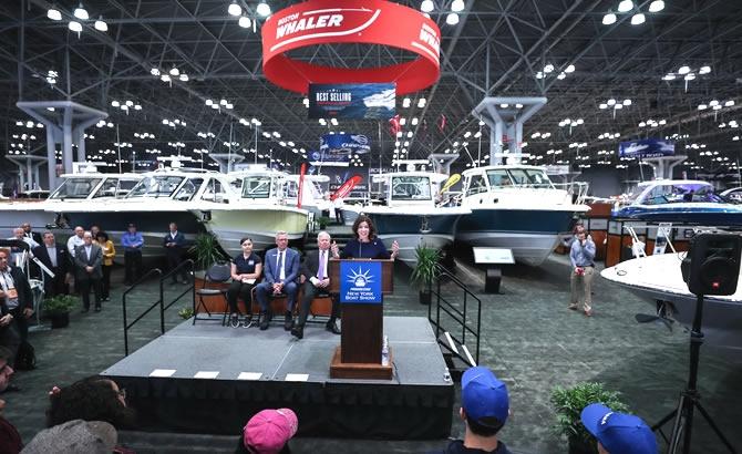 New York Boat Show, Manhattan'da açıldı galerisi resim 17