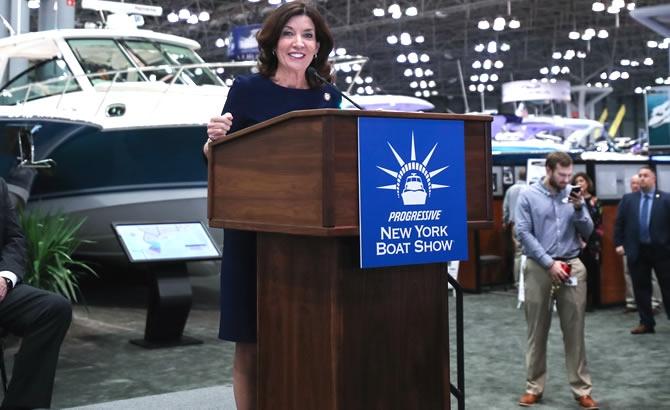 New York Boat Show, Manhattan'da açıldı galerisi resim 18