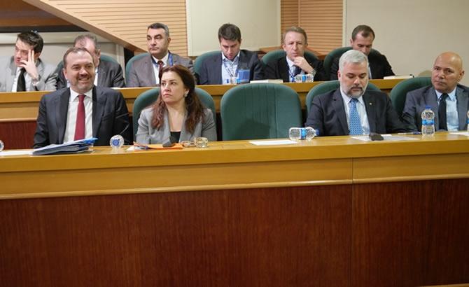 İMEAK DTO Şubat Ayı Meclis Toplantısı yapıldı galerisi resim 1