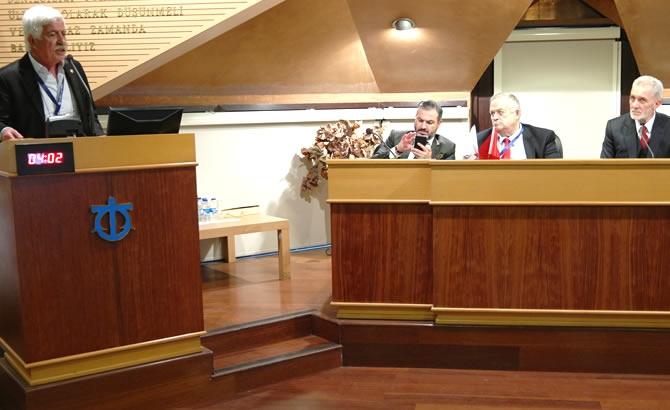 İMEAK DTO Şubat Ayı Meclis Toplantısı yapıldı galerisi resim 17