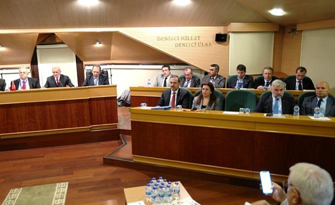 İMEAK DTO Şubat Ayı Meclis Toplantısı yapıldı galerisi resim 2