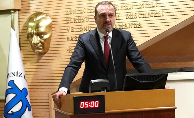 İMEAK DTO Şubat Ayı Meclis Toplantısı yapıldı galerisi resim 28