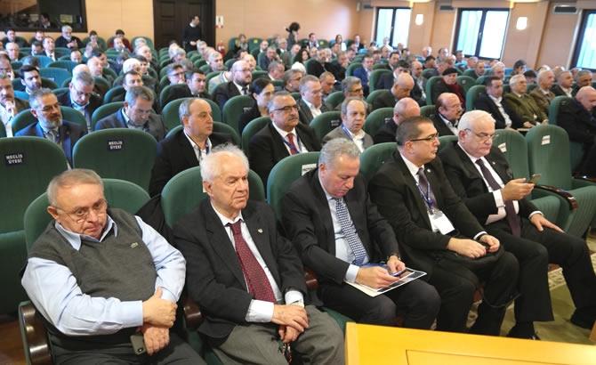 İMEAK DTO Şubat Ayı Meclis Toplantısı yapıldı galerisi resim 4