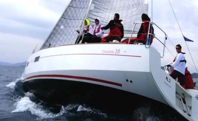 Dragut Sailing Cup 1. Ayak Yarışları sona erdi galerisi resim 1