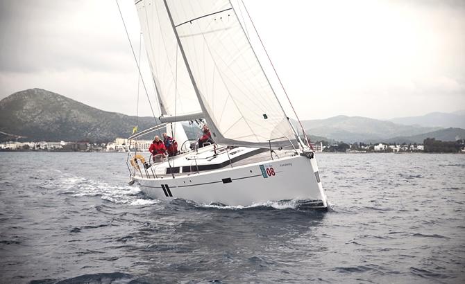 Dragut Sailing Cup 1. Ayak Yarışları sona erdi galerisi resim 10