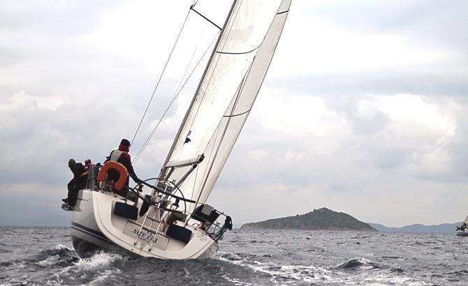 Dragut Sailing Cup 1. Ayak Yarışları sona erdi galerisi resim 5