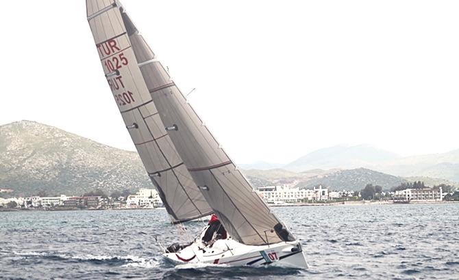 Dragut Sailing Cup 1. Ayak Yarışları sona erdi galerisi resim 7