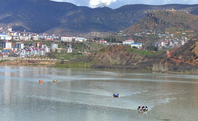 R4 Rafting Türkiye Şampiyonası, Tunceli'de başladı galerisi resim 8