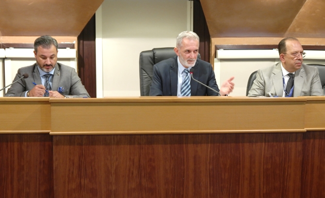 İMEAK DTO Temmuz Ayı Meclis Toplantısı yapıldı galerisi resim 1