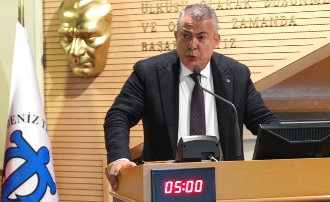 İMEAK DTO Temmuz Ayı Meclis Toplantısı yapıldı galerisi resim 14