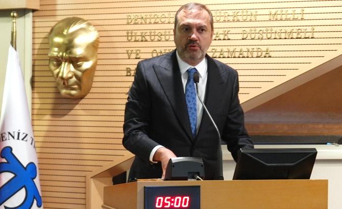 İMEAK DTO Temmuz Ayı Meclis Toplantısı yapıldı galerisi resim 15