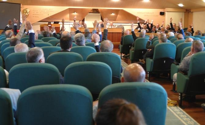 İMEAK DTO Temmuz Ayı Meclis Toplantısı yapıldı galerisi resim 16
