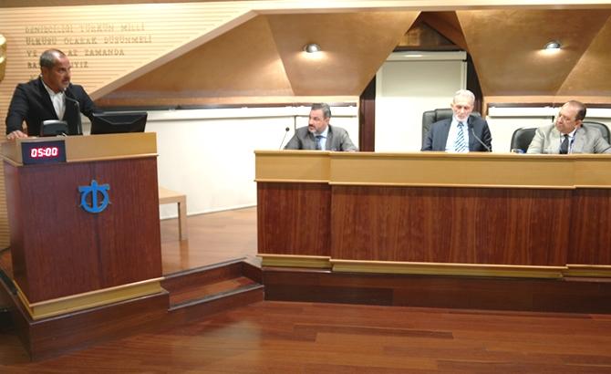 İMEAK DTO Temmuz Ayı Meclis Toplantısı yapıldı galerisi resim 19
