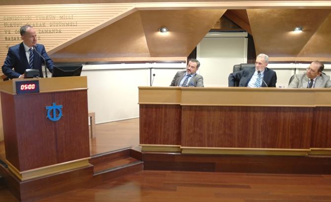 İMEAK DTO Temmuz Ayı Meclis Toplantısı yapıldı galerisi resim 22