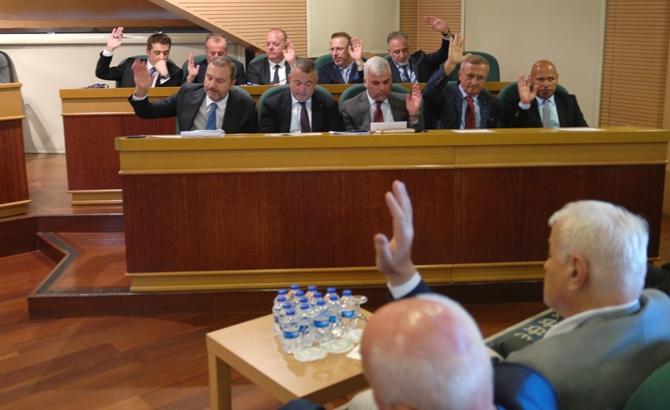 İMEAK DTO Temmuz Ayı Meclis Toplantısı yapıldı galerisi resim 7