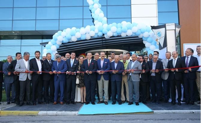 İMEAK DTO Kocaeli Şubesi Hizmet Binası açıldı galerisi resim 1