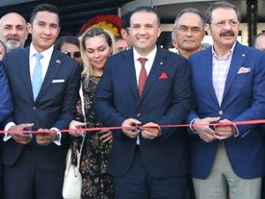 İMEAK DTO Kocaeli Şubesi Hizmet Binası açıldı