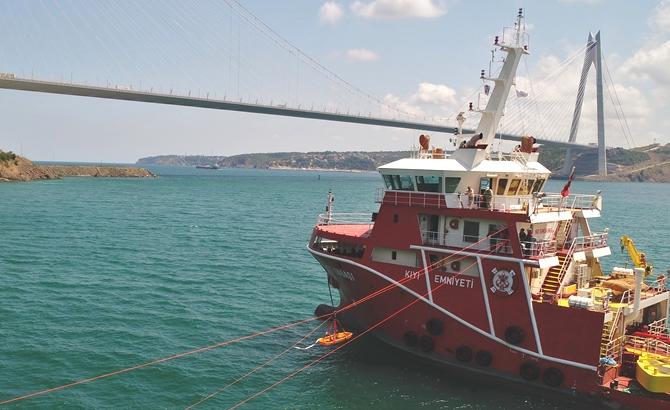 Varagele sistemi ile 58 gemici kurtarıldı galerisi resim 7