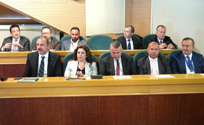 İMEAK DTO Ağustos Ayı Meclis Toplantısı yapıldı galerisi resim 2