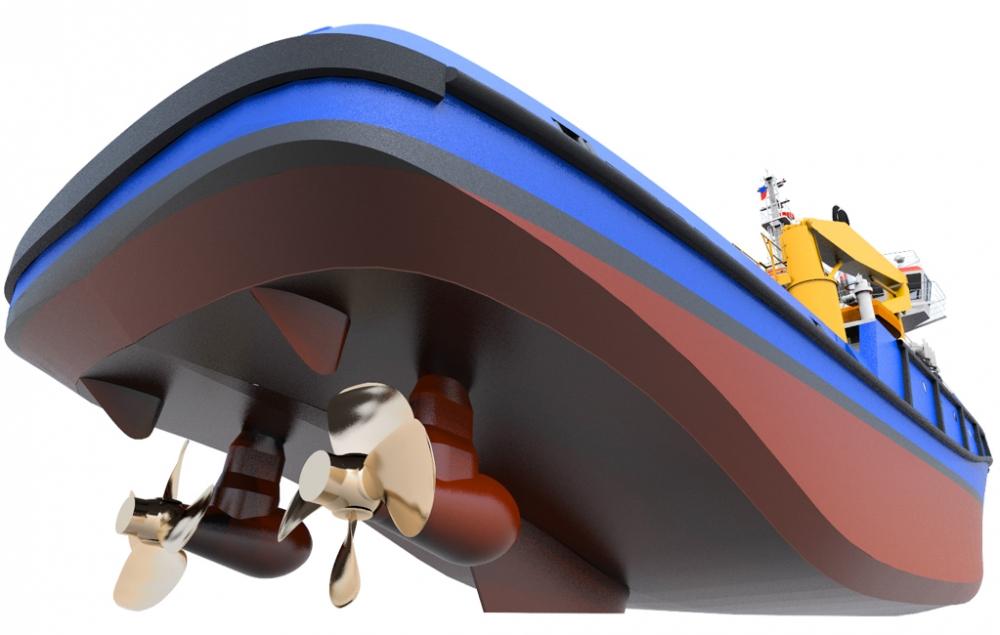 UZMAR, Kuvety'e römorkör inşa edecek galerisi resim 15