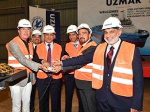 UZMAR, Kuvety'e römorkör inşa edecek