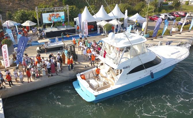 D-Marin Didim'de Balıkçılık Turnuvası düzenlendi galerisi resim 1