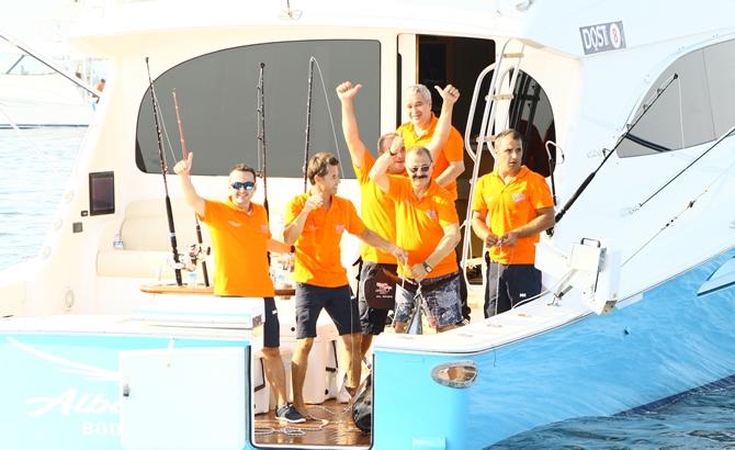 D-Marin Didim'de Balıkçılık Turnuvası düzenlendi galerisi resim 10
