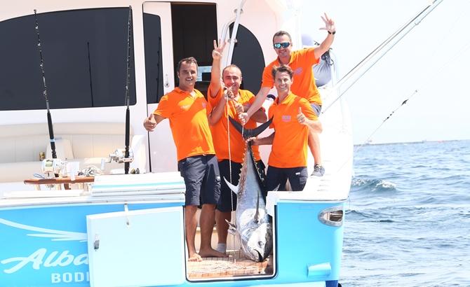D-Marin Didim'de Balıkçılık Turnuvası düzenlendi galerisi resim 11