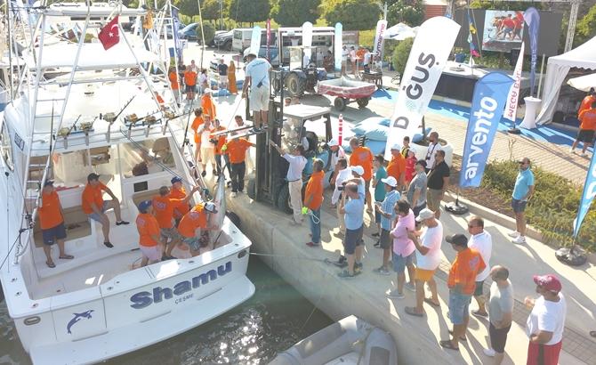 D-Marin Didim'de Balıkçılık Turnuvası düzenlendi galerisi resim 12