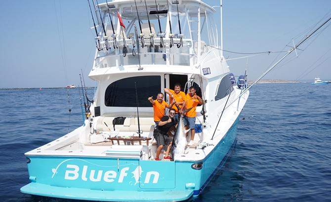 D-Marin Didim'de Balıkçılık Turnuvası düzenlendi galerisi resim 14